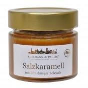 Salzkaramell mit Lüneburger Solesalz